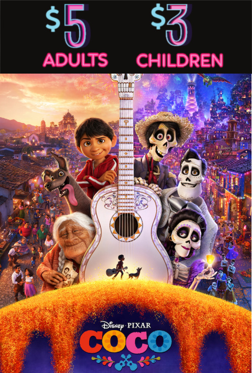 Movie poster image for COCO