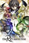 Poster of CODE GEASS: LELOUCH OF THE RE;SURRECTION