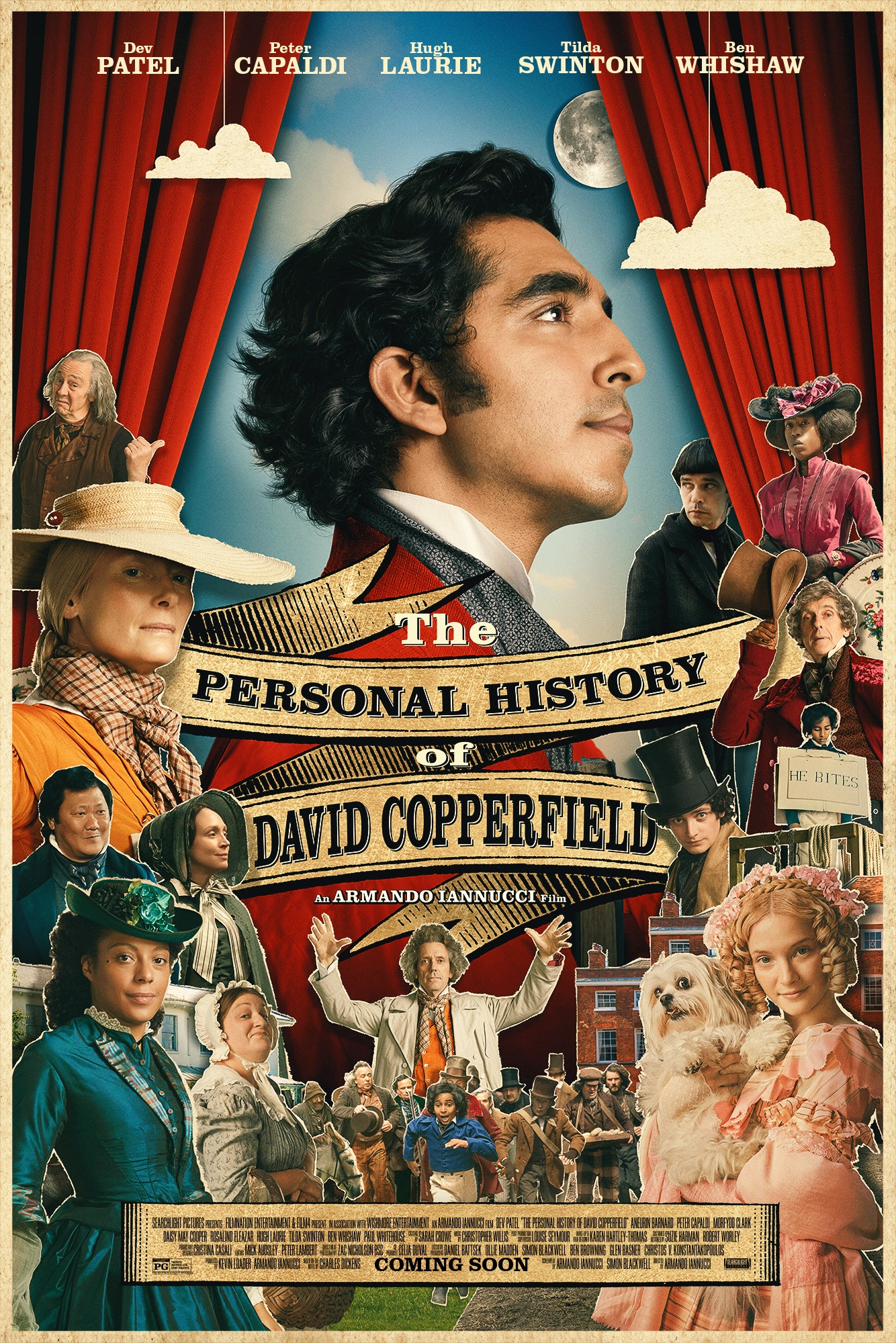 Movie poster image for THE PERSONAL HISTORY OF DAVID COPPERFIELD