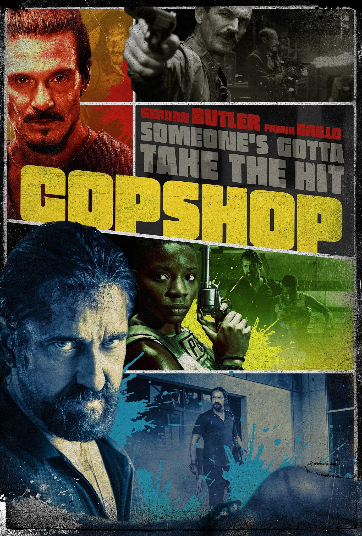 Movie poster image for COPSHOP