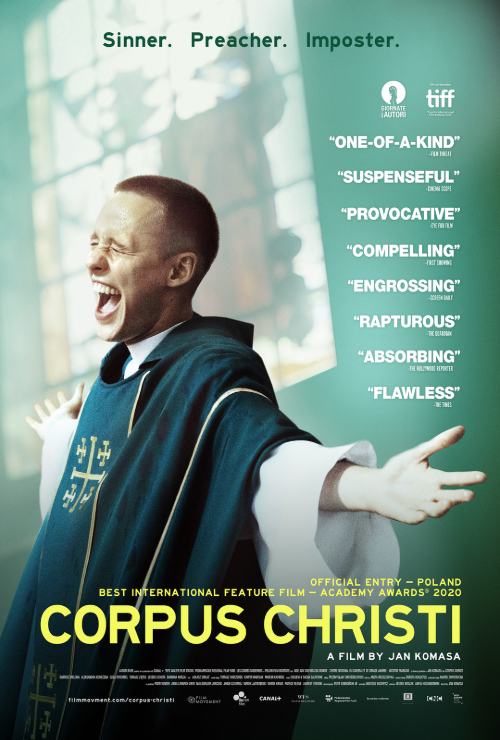 Movie poster image for 'CORPUS CHRISTI'