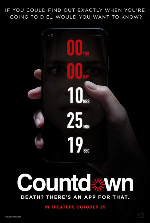 "Movie poster image for ""COUNTDOWN"""