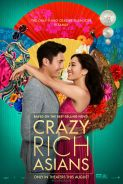 Movie poster image for CRAZY RICH ASIANS