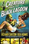Poster of CREATURE FROM THE BLACK LAGOON in 35MM