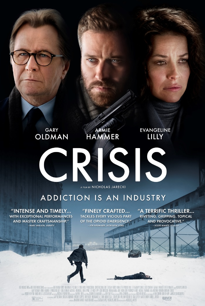 Movie poster image for CRISIS