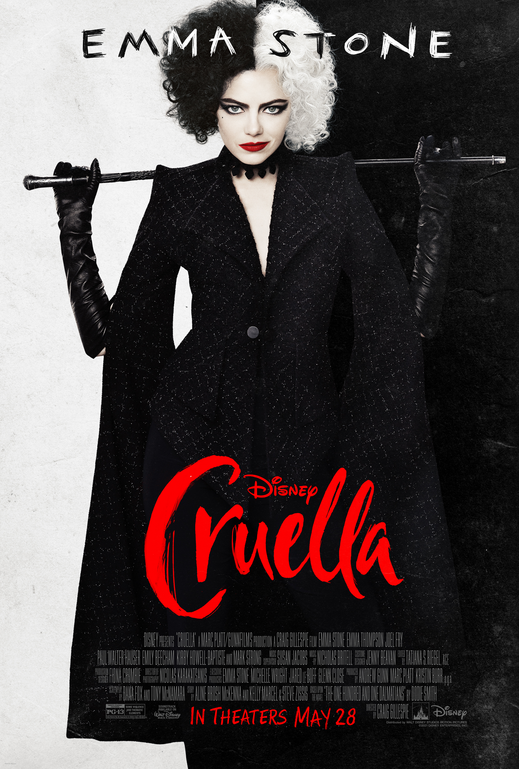 Movie poster image for CRUELLA