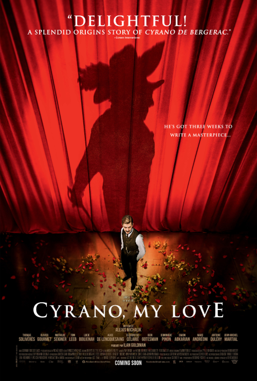 "Movie poster image for ""CYRANO, MY LOVE"""