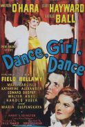DANCE, GIRL, DANCE - FEARLESS FEMMES IN FILM