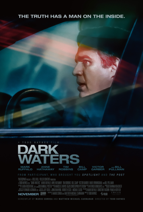 "Movie poster image for ""DARK WATERS"""