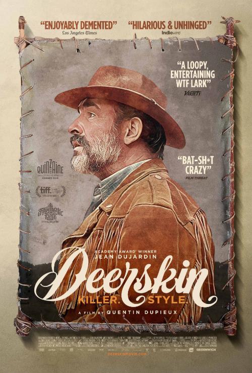 Movie poster image for 'DEERSKIN'
