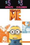 Movie poster image for DESPICABLE ME
