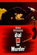 DIAL M FOR MURDER 3D - Hitchcocktober Movie Poster