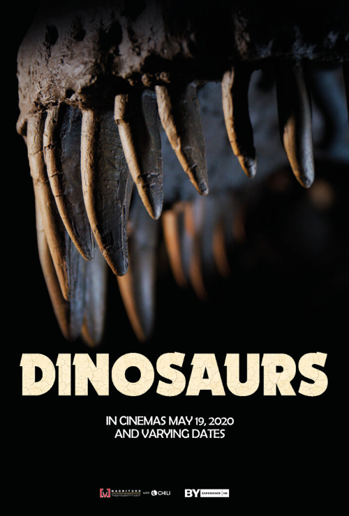 "Movie poster image for ""GREAT ART ON SCREEN: DINOSAURS"""