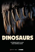 GREAT ART ON SCREEN: DINOSAURS Movie Poster