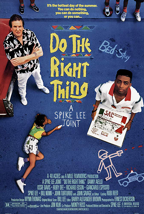 Movie poster image for 'SPIKE LEE'S DO THE RIGHT THING'