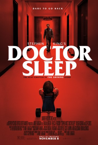 "Movie poster image for ""DOCTOR SLEEP"""