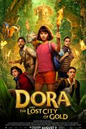 Poster of DORA AND THE LOST CITY OF GOLD