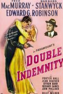 DOUBLE INDEMNITY Movie Poster