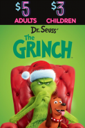 Poster of DR. SEUSS' THE GRINCH