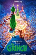 Poster of DR. SEUSS' THE GRINCH in IMAX