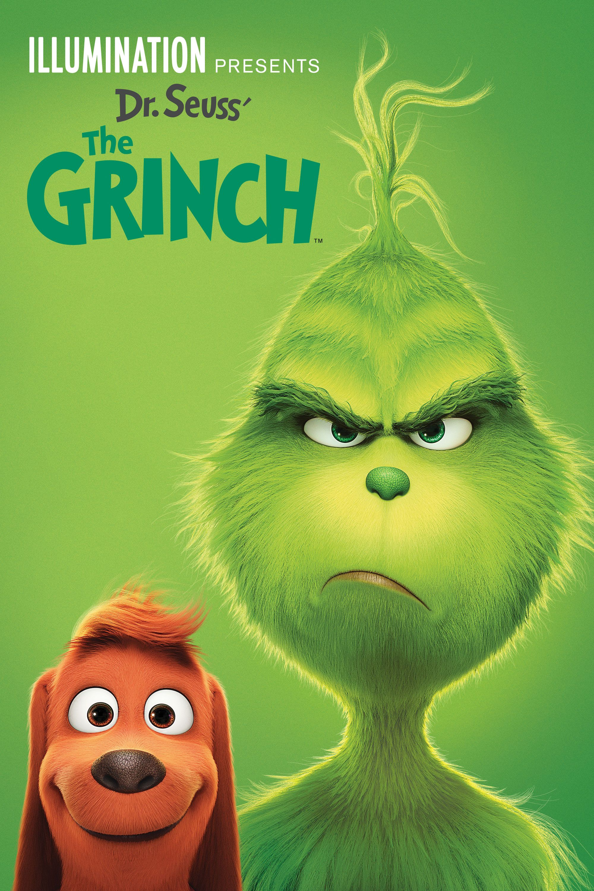 Movie poster image for DR. SEUSS' THE GRINCH