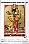 Poster of ENTER THE DRAGON in 35MM