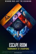 Movie poster image for ESCAPE ROOM: TOURNAMENT OF CHAMPIONS