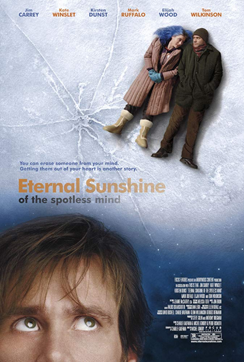 Movie poster image for 'ETERNAL SUNSHINE OF THE SPOTLESS MIND'