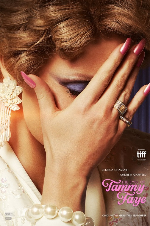 Movie poster image for THE EYES OF TAMMY FAYE