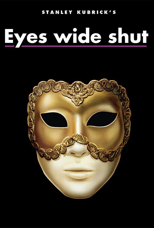 "Movie poster image for ""EYES WIDE SHUT - Heeere's Kubrick!"""