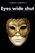 Poster of EYES WIDE SHUT - Heeere's Kubrick!