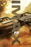 Poster of F9 THE FAST SAGA in IMAX