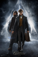 FANTASTIC BEASTS: THE CRIMES OF GRINDEWALD in IMAX