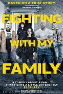 Poster of FIGHTING WITH MY FAMILY
