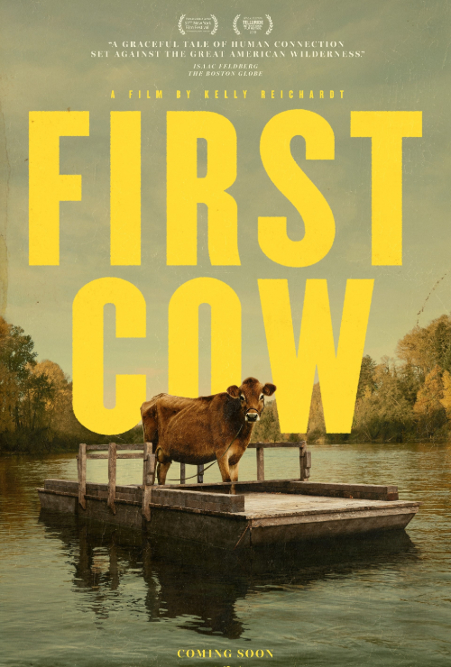 Movie poster image for 'FIRST COW'