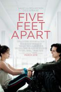 Poster of FIVE FEET APART