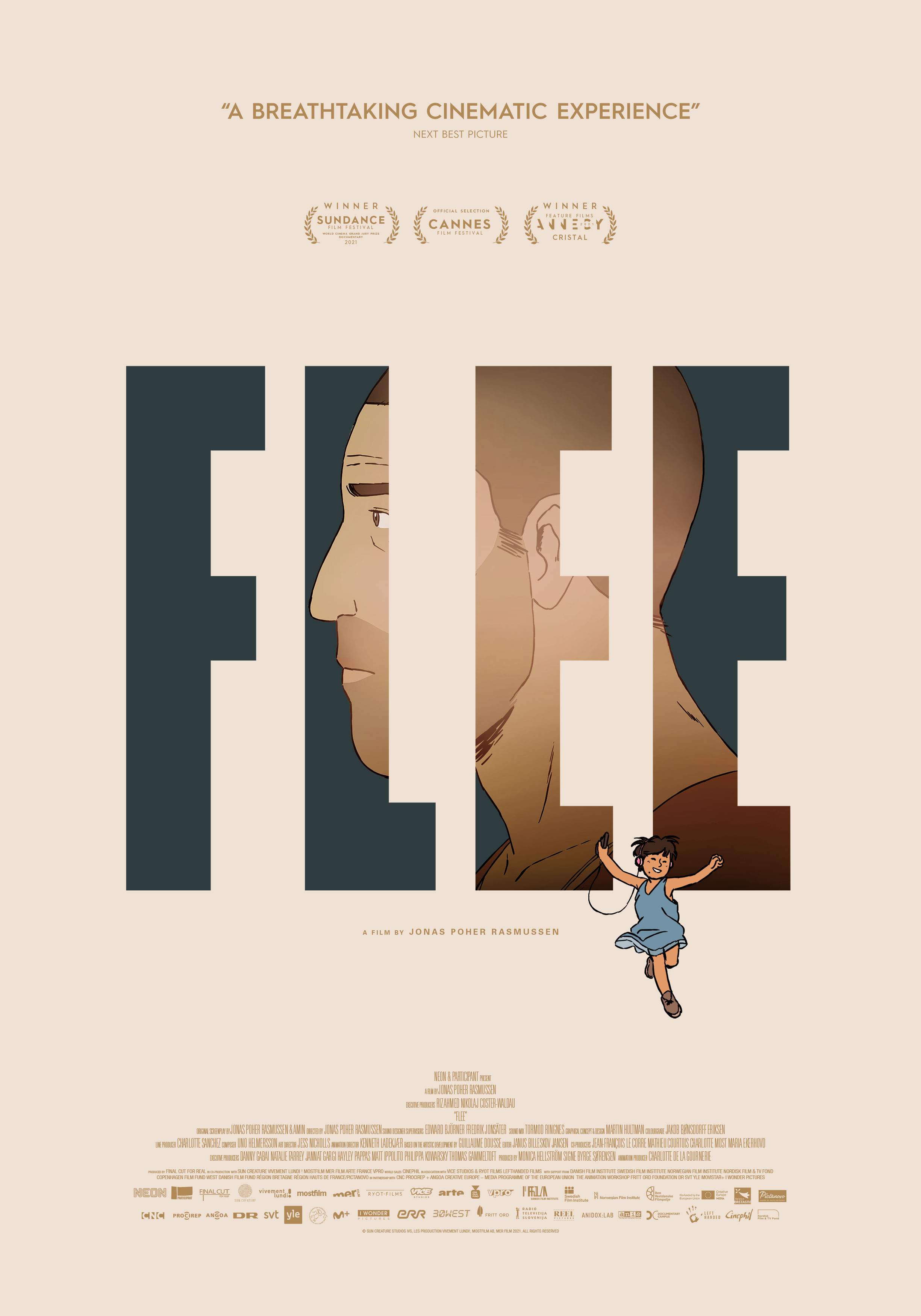 Movie poster image for FLEE