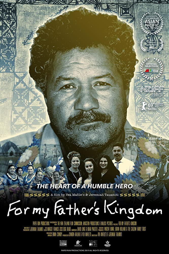 Movie poster image for FOR MY FATHER'S KINGDOM
