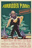 Poster of FORBIDDEN PLANET