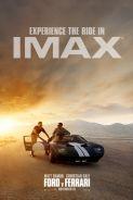 Poster of FORD V FERRARI in IMAX