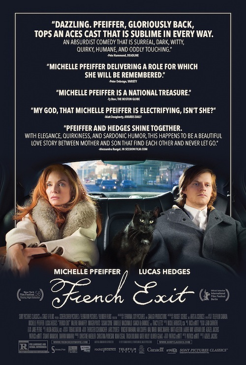 Movie poster image for FRENCH EXIT