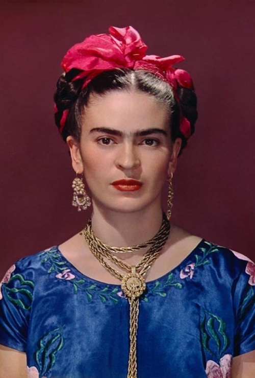 "Movie poster image for ""EXHIBITION ON SCREEN: FRIDA KAHLO"""