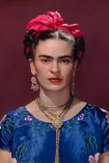 Movie poster image for EXHIBITION ON SCREEN: FRIDA KAHLO