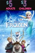 Movie poster image for FROZEN