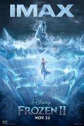 Poster of FROZEN II in IMAX