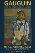 "Movie poster image for ""GAUGUIN FROM THE NATIONAL GALLERY, LONDON"""