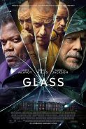 "Movie poster image for ""GLASS"""