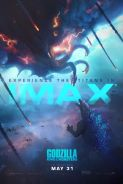 Poster of GODZILLA: KING OF THE MONSTERS in IMAX