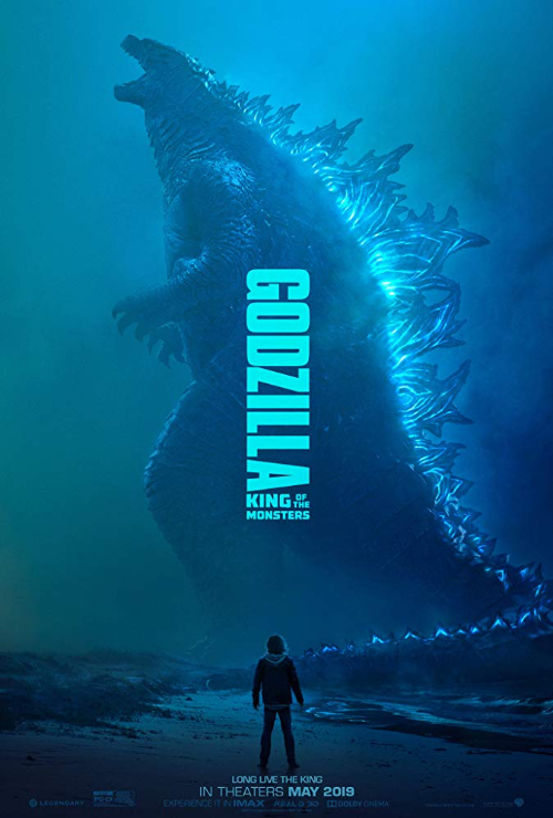"Movie poster image for ""GODZILLA: KING OF THE MONSTERS"""