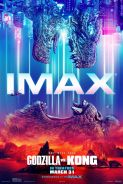 Movie poster image for GODZILLA VS. KONG in IMAX